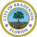 Seal of Bradenton, Florida.png