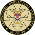 Seal of Operational Command Center of Croatian Armed Forces.png
