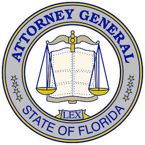 Florida Attorney General - Image: Seal of the Attorney General of Florida