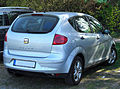 Seat Altea TSI rear 20100417.jpg