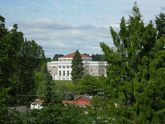 Franklin High School (Seattle) - Image: Seattle Franklin High School 01
