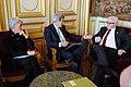 Secretary Kerry, Under Secretary Sherman Meet With German Foreign Minister Steinmeier (11907155376).jpg