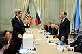 Secretary Kerry Displays a Pair of Idaho Potatoes for Russian Foreign Minister Lavrov (11930186784).jpg