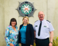 Secretary of State Karen Bradley MP meets with the Chief Constable of the Police Service of Northern Ireland (42727841084).png