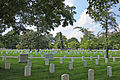 Section 16 and Confederate Monument - Arlington National Cemetery - 2011.JPG