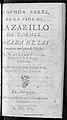 Segunda parte de la vida de Lazarillo de Tormes 1652.jpg