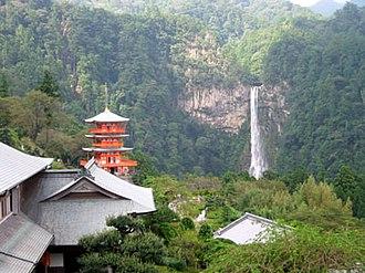 Nachikatsuura - Image: Seigantoji temple 02