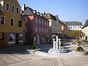 Selb - Image: Selb 2009 04 11