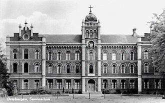 Henri Nouwen - Major seminary in Rijsenburg