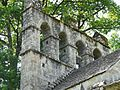 Servières-le-Château Glény chapelle clocher-mur.JPG