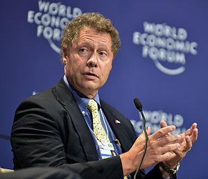 Seth Berkley - Berkley at the World Economic Forum Annual Meeting of the New Champions in 2012