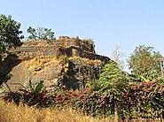 Sewri Fort ruins