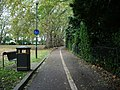 Shared path - geograph.org.uk - 1039078.jpg