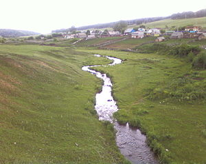 Yermekeyevsky District - Sharlama, Yermekeyevsky District