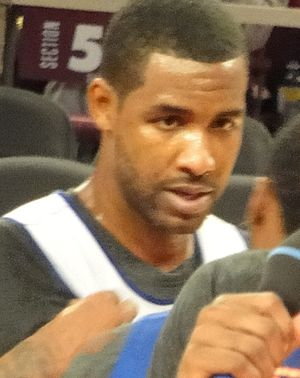 Shawne Williams - Williams with the Knicks in 2010