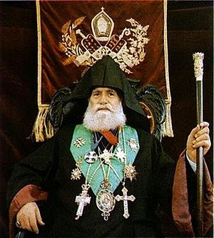 Shenork I Kaloustian of Constantinople - Shenork I Kaloustian of Constantinople