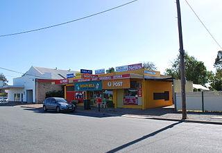 Shepparton East Town in Victoria, Australia