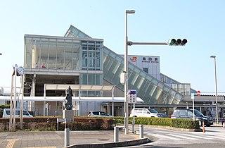Shimada Station Railway station in Shimada, Shizuoka Prefecture, Japan