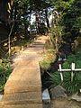 Shotozaka Slope near Hisagoike Pond in Kenroku Garden.jpg