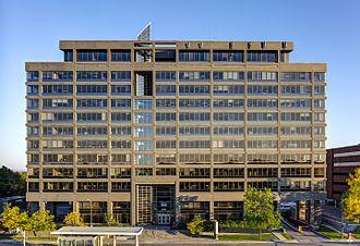 SSQ Financial Group - SSQ Financial Group's head office, in Quebec.