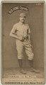 Sid Farrar, Philadelphia Quakers, baseball card portrait LCCN2007686886.tif