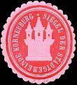Siegelmarke Siegel der Stadtgemeinde Korneuburg W0319555.jpg