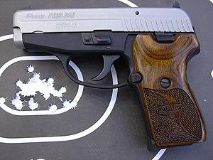 SIG Sauer P239 - SIG P239 SAS