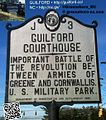 Sign guilford courthouse - panoramio.jpg