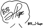 Signature of BTS' J-Hope.png