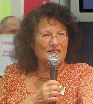 Sigrid Combüchen - Sigrid Combüchen in 2010.