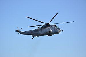 Sikorsky CH-124 Sea King - Sikorsky CH-124A Sea King