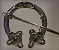 Silver Brooch, National Museum of Scotland (6930614532).jpg