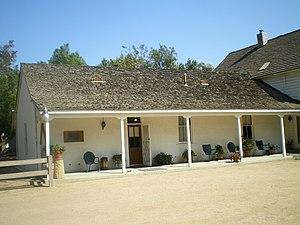 Rancho Simi - Image: Simi Adobe, Simi Valley