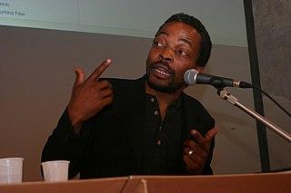 Cameroonian art curator