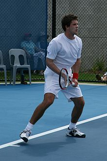 Simon Stadler at the 2009 Brisbane International.jpg