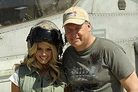 International superstar Jessica Simpson and he...