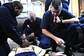 Simulating first aid during Operation Nanook 2012, 120828-G-NB914-068.JPG