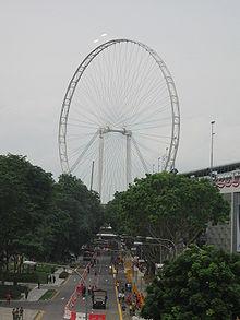 Singapore Flyer Wikipedia La Enciclopedia Libre