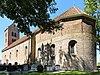foto van Hervormde kerk, toren en kerkhof (Sint-Martinuskerk)