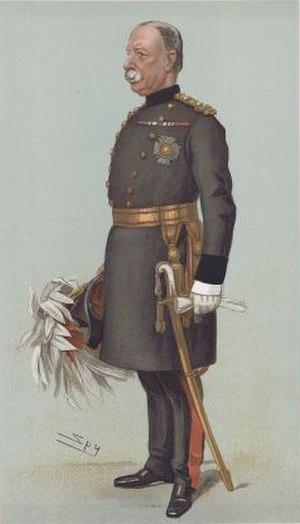 Edwin Markham (British Army officer) - Sir Edwin Markham