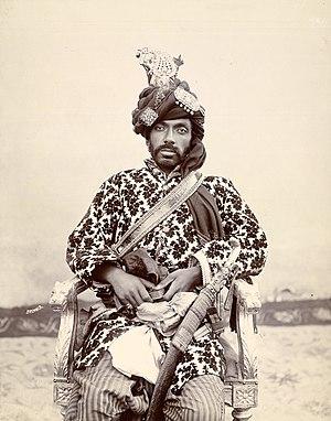 Fred Bremner - Image: Sir Mir Mohammad Khan, Khan of Kalat (c. 1894)