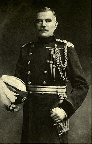 Sir William Robertson, 1st Baronet - Lieutenant General Sir William Robertson in 1915