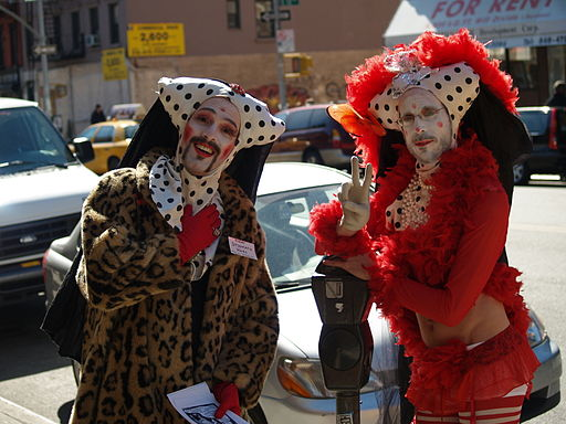Sisters of Perpetual Indulgence at Rapture Cafe in New York 2