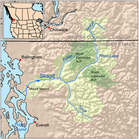 Image illustrative de l'article Sauk River (Washington)