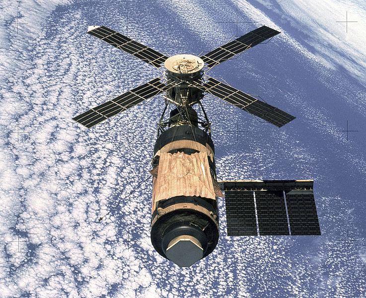 Fichier:. Skylab (SL-4) jpg