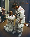 Skylab 2 prime crew suit up during prelaunch training activity.jpg