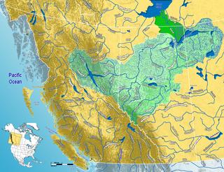 Slave River river in Alberta and Northwest Territories
