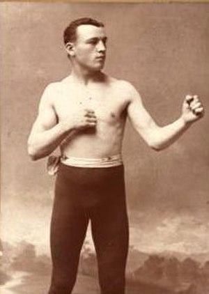 Matty Matthews - Billy Smith, Welterweight Champion