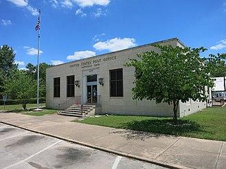Smithville, Texas - Image: Smithville TX Post Office