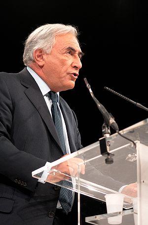 Sciences Po - Dominique Strauss-Kahn